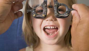 pediatric eye care